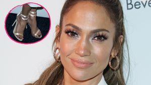 Jennifer Lopez bei der Feier zu ihrer neuen Schuhkollektion mit Giuseppe Zanotti in Kalifornien