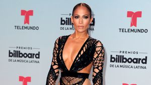 Jennifer Lopez bei den Billboard Latin Music Awards 2017