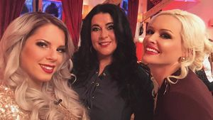 Nach XXL-Beef: Jenny & Mama Iris schwänzen Danielas B-Day!