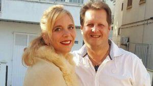 Daniela und Jens Büchner Arm in Arm
