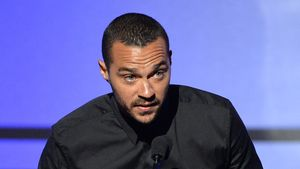Jesse Williams bei den BET Awards in Los Angeles