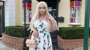 Wegen Hormonbehandlung: Jessica Alves hat 30 Kilo zugenommen