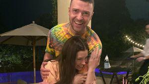 Süß: So gemütlich feiert Jessica Biel mit Justin Geburtstag