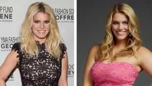 Blondie-Twins? Angelina Kirsch sieht aus wie Jessica Simpson