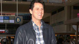 Jim Carrey bei seiner Ankunft in Los Angeles