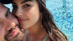 Schwangere Yeliz Koc postet seltenes Foto mit Jimi Blue