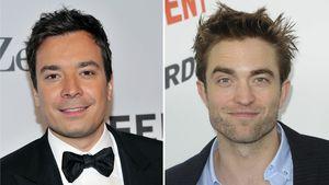 Jimmy Fallon: Er war neidisch auf Robert Pattinsons Frisur