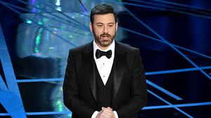 Jimmy Kimmel bei den Academy Awards 2017