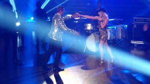 """Joachim Llambi und Helene Fischer im """"Let's Dance""""-Finale"""