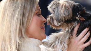 Tierisch verliebt: Joanna Krupa auf Kuschelkurs