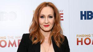 Wie ein Weasley: J.K. Rowling erstrahlt feuerrot auf Event