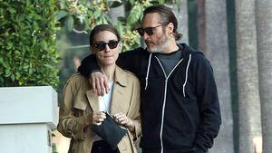 XL-Ring: Haben sich Rooney Mara und Joaquin Phoenix verlobt?