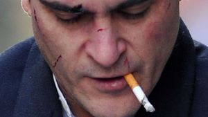Joaquin Phoenix: Blutige Raucherpause am Set