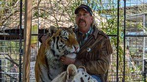 Jetzt Tierschützer? Joe Exotic ist gegen Tiere in Käfigen