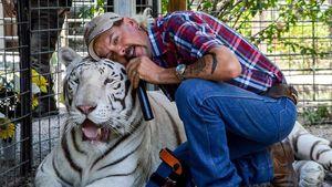 """Tiger King""-Star Joe Exotic wurde aus Einzelhaft entlassen"