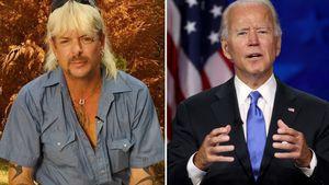 Trump-Pleite: Joe Exotic hofft auf Begnadigung von Biden