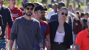 Joe Jonas und Sophie Turner in Miami