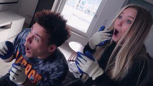 Lebensgefährliches Video: So schlimm war's für Julia Beautx!