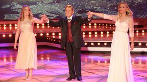 Familien-Auftritt: Stefanie Hertel zeigt ihre Teenie-Tochter