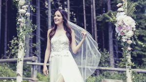 Traumhaft schöne Braut! Johanna Klum hat geheiratet