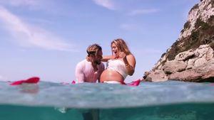 Jessi Paszka und Johannes teilen Schwangerschafts-Shooting