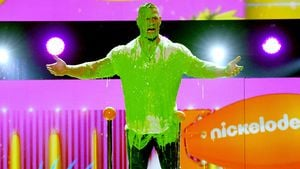 John Cena, Moderator der Kids' Choice Awards 2017