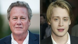 John Heard und Macaulay Culkin