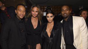 """Kanye will """"alles loswerden"""": Zieht Kim K zu Chrissy Teigen?"""