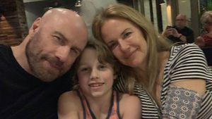 So erklärte John Travolta Sohn Ben den Tod seiner Mama Kelly
