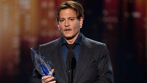 Nach Scheidungsschlacht: Johnny Depp hält bewegende Rede!
