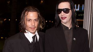Drogenmissbrauch: Johnny Depp war mit Marilyn Manson high