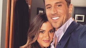 JoJo Fletcher und ihr Verlobter Jordan Rodgers