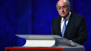 Offiziell: Sepp Blatter wird von der Fifa suspendiert!