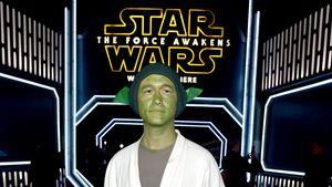 Star-Wars-Premiere: Joseph Gordon-Levitt als schlechter Yoda