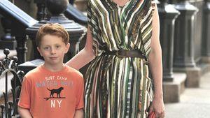 Joseph Pupo und Cynthia Nixon als Brady und Miranda Hobbes in SATC