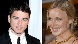 Romantisches Date: Josh Hartnett und Abbie Cornish