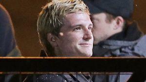 Blondie! Josh Hutcherson wieder als Peeta Mellark