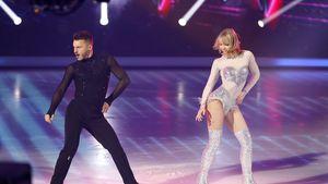 """""""Dancing on Ice"""": Prominenter Support für Lina und Joti"""