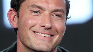 Hochzeit & weitere Kinder? Frauenschwarm Jude Law hat Lust!