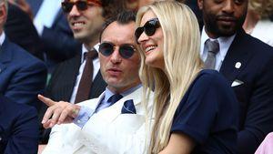 Sechstes Kind von vierter Frau: Wird Jude Law wieder Papa?