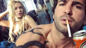 Fack ju Göhte: Elyas M'Bareks After-Sex-Pic mit Julia Dietze