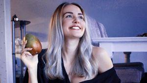 Im siebten Monat: So viel hat Julia Prokopy zugenommen