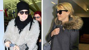 Golden-Globe-Nachglühen: Star-Aufgebot am Airport!