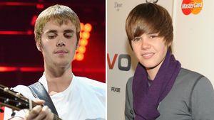 Justin Bieber 2016 und 2009