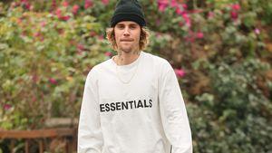 Ganz lässig: Justin Bieber im Schlafanzug-Style unterwegs