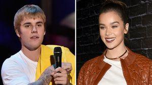 Justin Bieber und Hailee Steinfeld