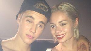 Karaoke mit dem Biebs: So feierte Nina Nesbitt mit Justin!
