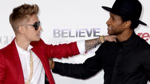 Mehr als nur ein Mentor: Usher liebt seinen Bieber