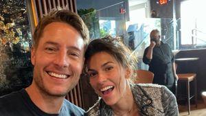 Nach heimlicher Hochzeit: Justin Hartley schwärmt von Sofia!