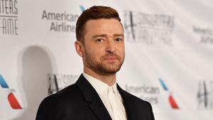 Wie bitte? Justin Timberlake mit Flaschen voll Urin beworfen